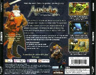 Screenshot Thumbnail / Media File 1 for Alundra 2 [U]